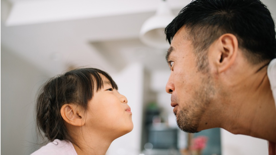 How you can stop your child from talking back