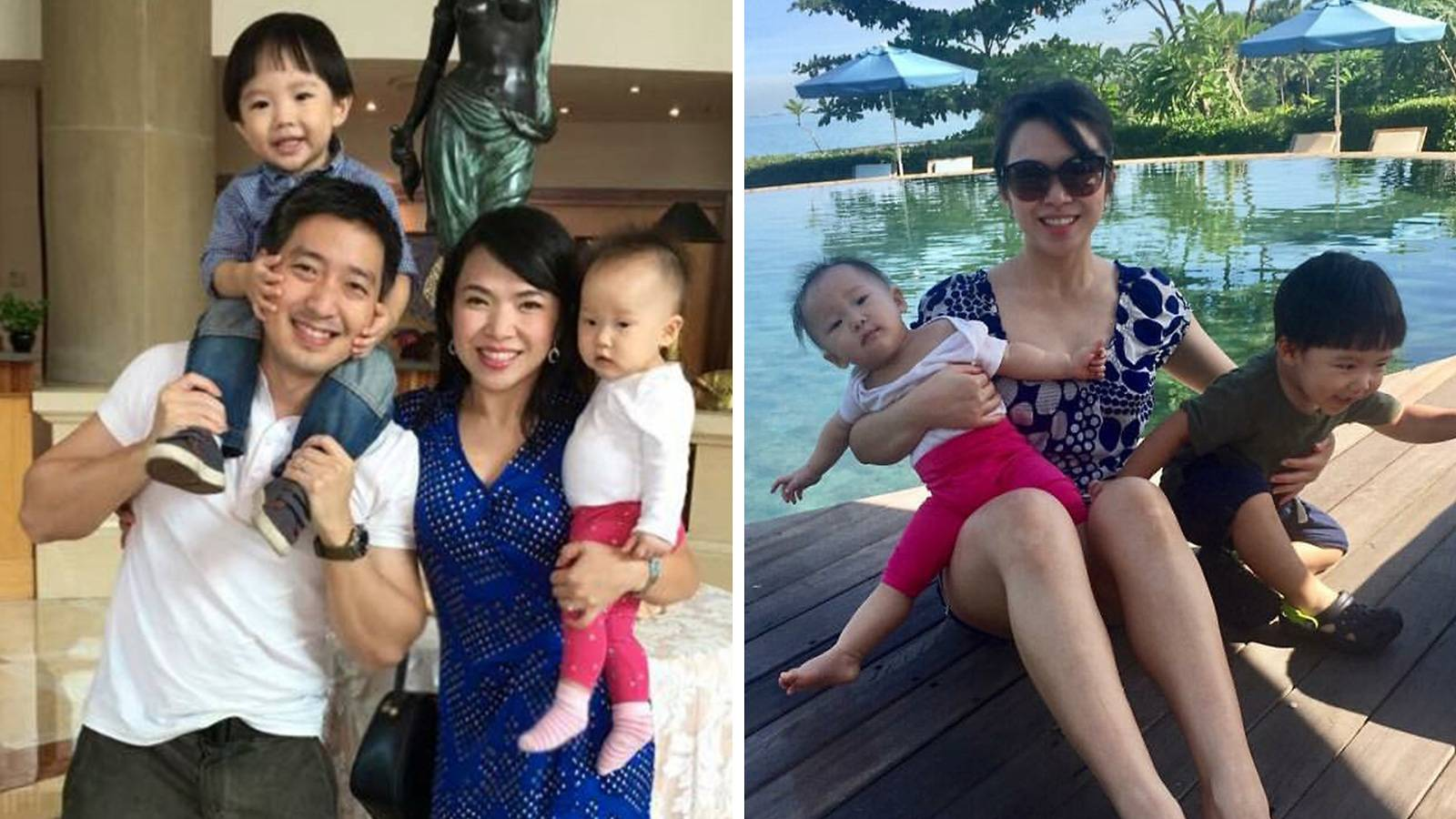 Celeb mum Yvonne Chan: My brutal schedule works for me!