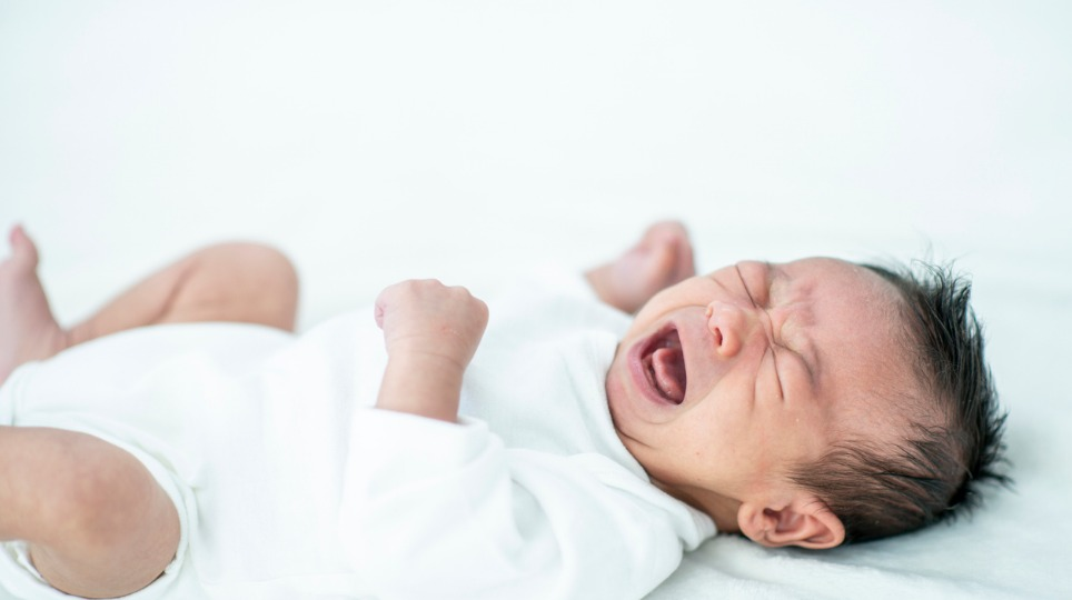 Is he hungry or wet? How to interpret baby's cries