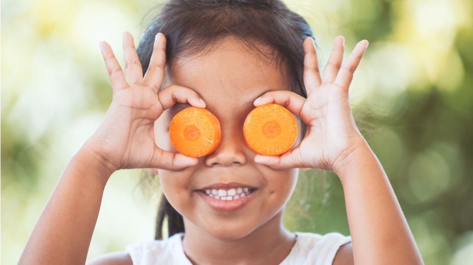 What you need to know about caring for your toddler's eyes