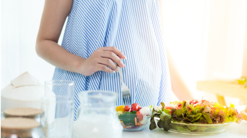 What to eat for a healthy pregnancy