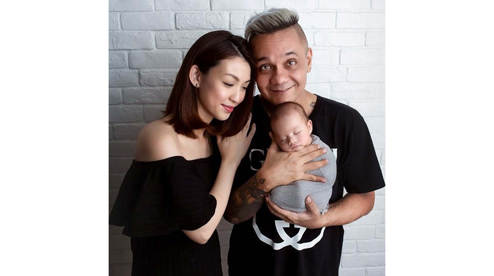 Celeb couple Vernon A and Jayne Tham: As parents, do what your heart tells you
