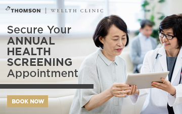 Book your Health Screening