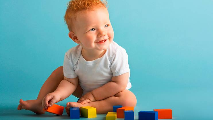 10 ways to improve your baby's brain power