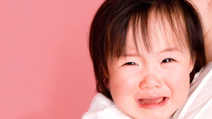 Colic: When your baby won't stop crying