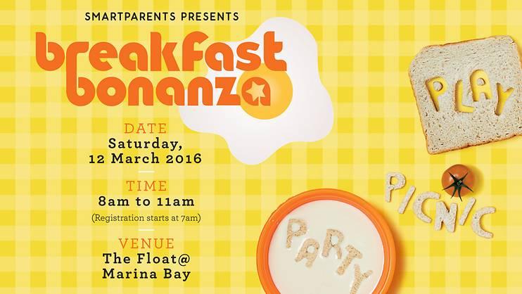 SmartParents presents Breakfast Bonanza—PAST EVENT