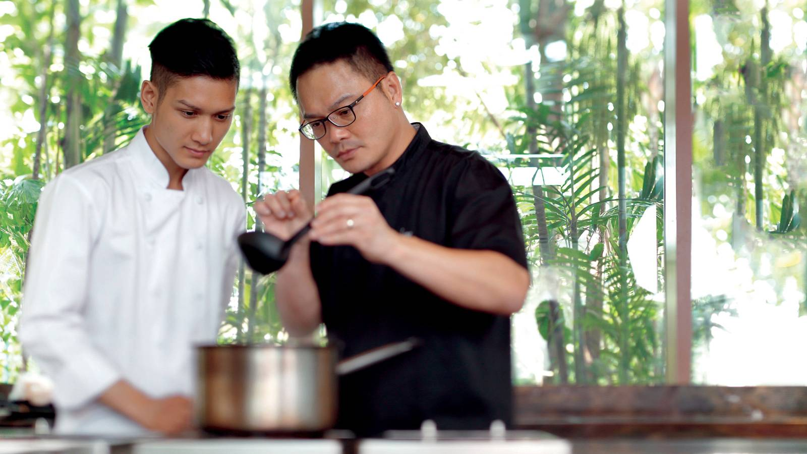 Make it: Chef Sam Leong's dishes kids will love