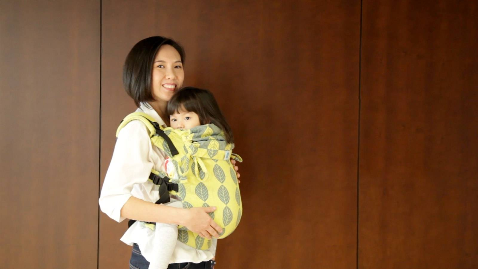 Babywearing How To Use A Toddler Carrier