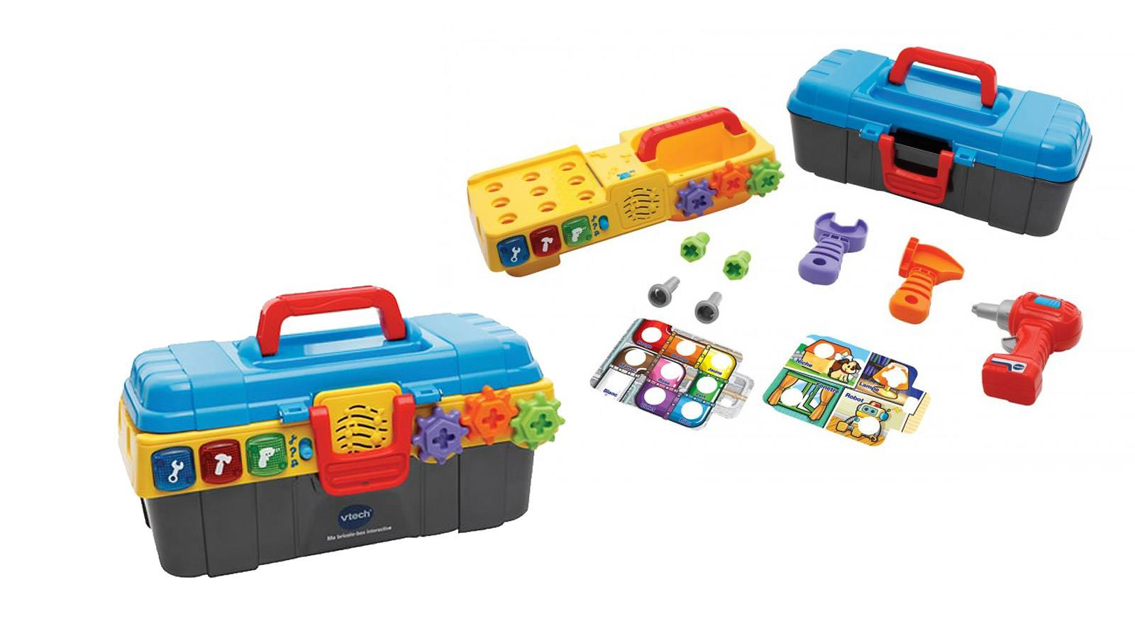 Tots-BUYER'S-GUIDE-9-best-role-playing-toys-for-toddlers-VTECH-TOOL-BOX