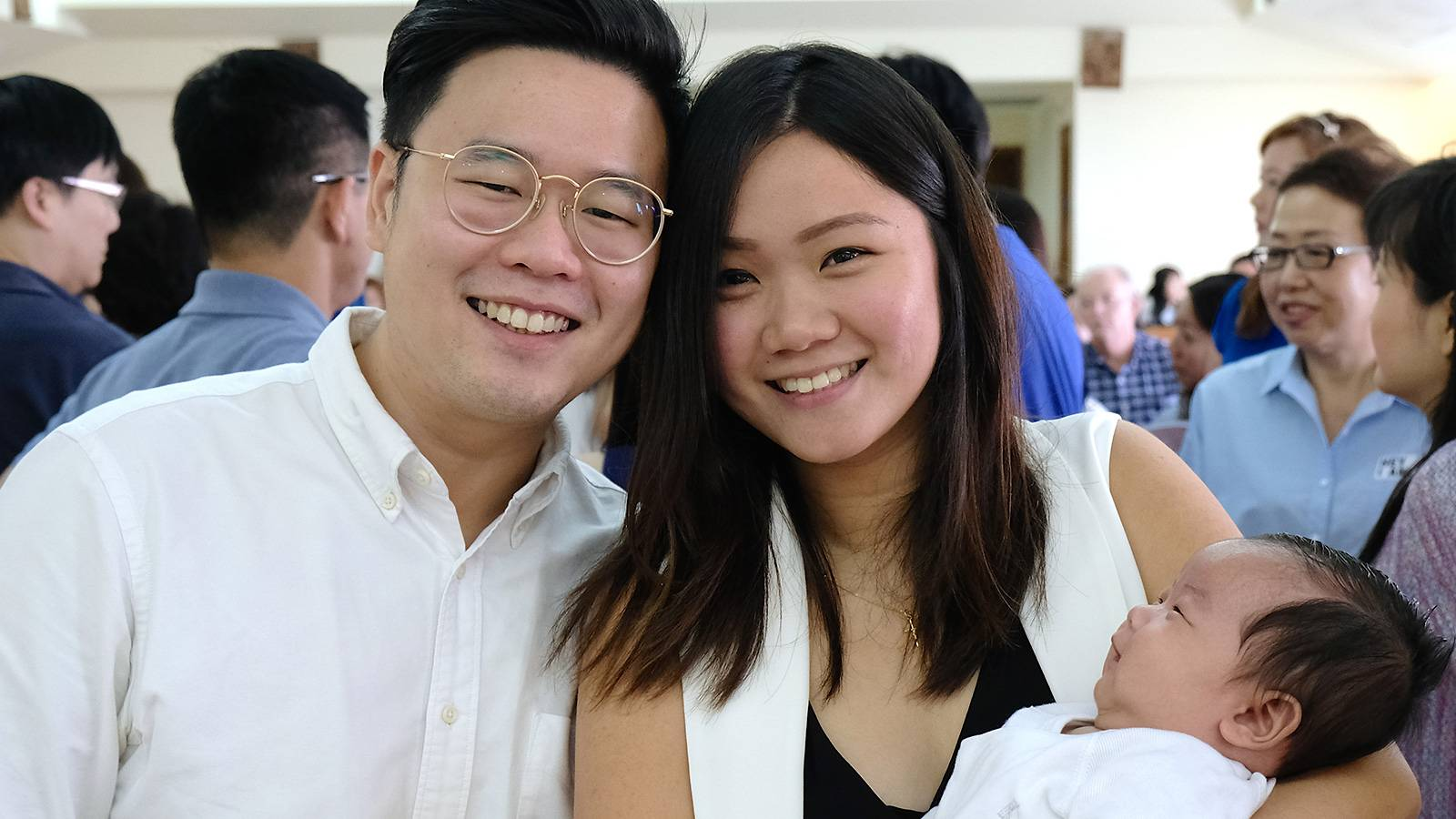 Parents Smooth process for couples buying new resale HDB flats Mark-Jas-Luke