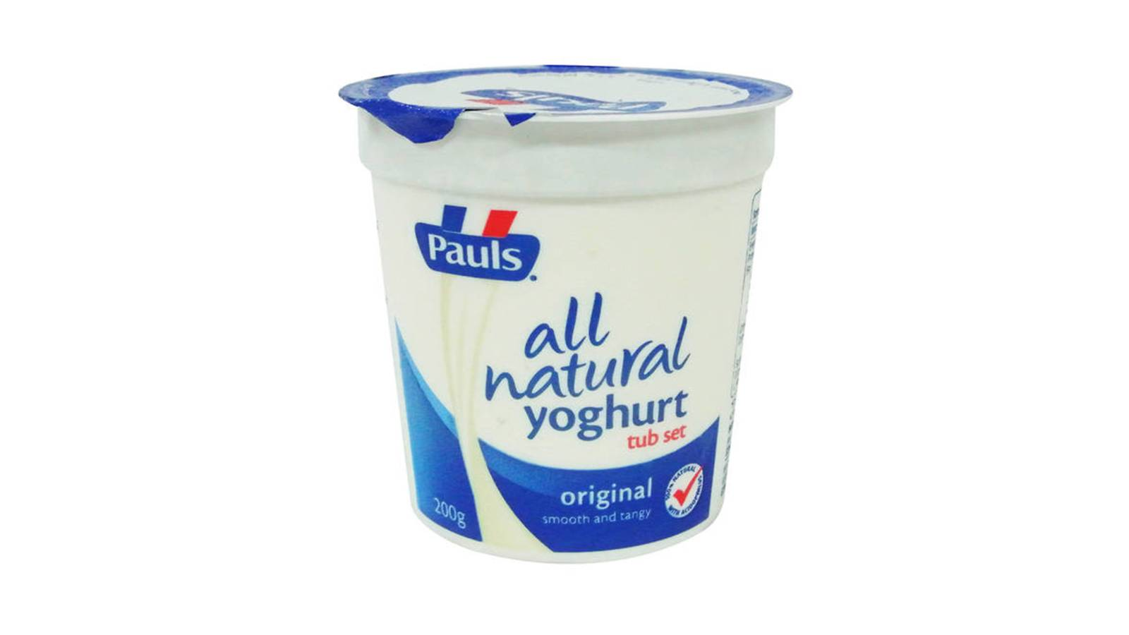Paul's All Natural Yoghurt
