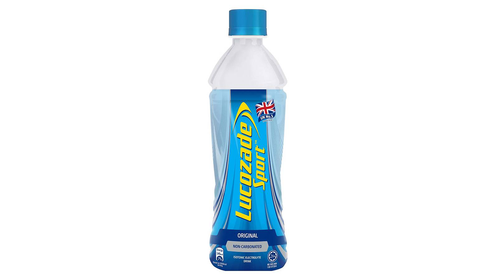 Lucozade Isotonic Drink (Original /Non-carbonated) drink