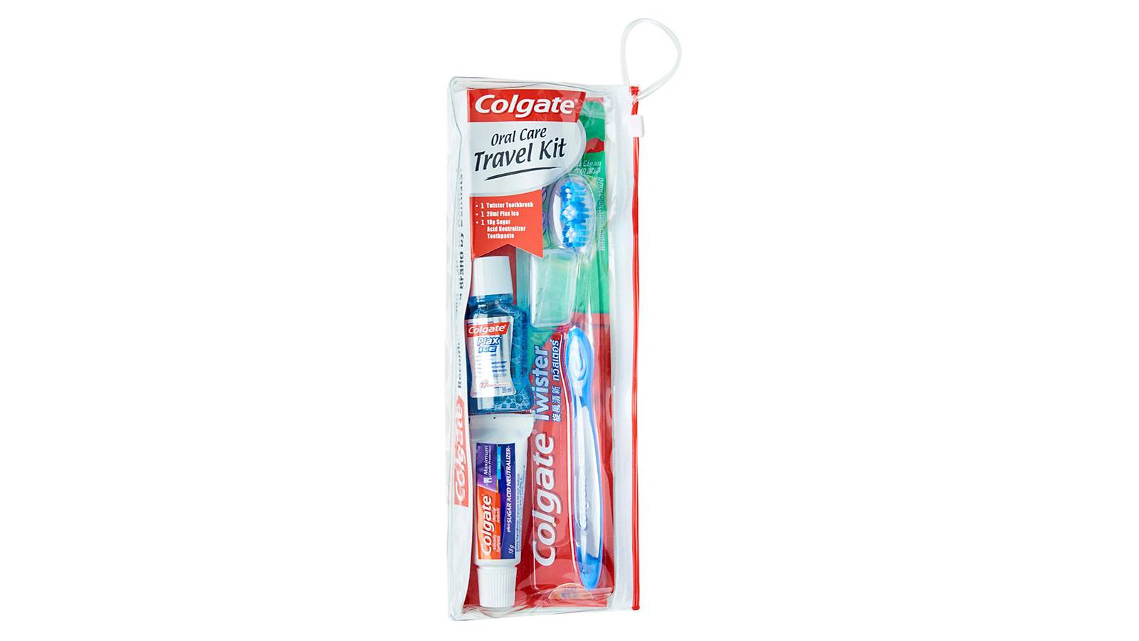 Colgate Twister Travel Kit