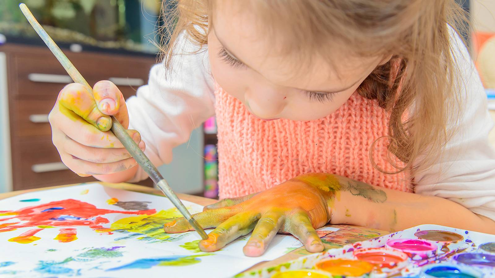 5 essential skills your child needs to survive preschool