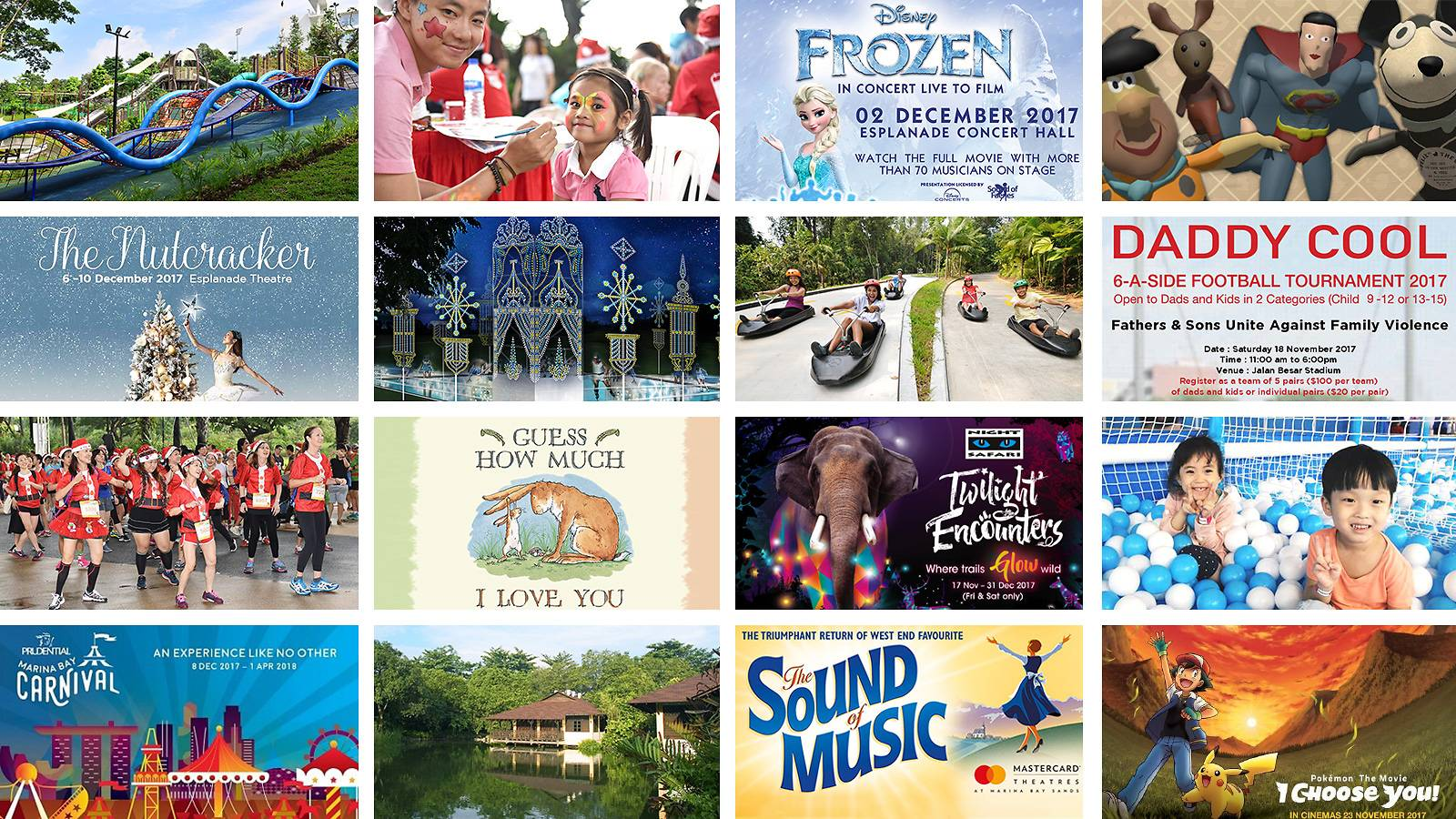 50 Awesome Things To Do This School Holiday