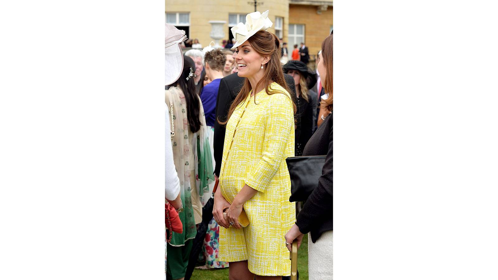 #9 The time she brought canary yellow back in style