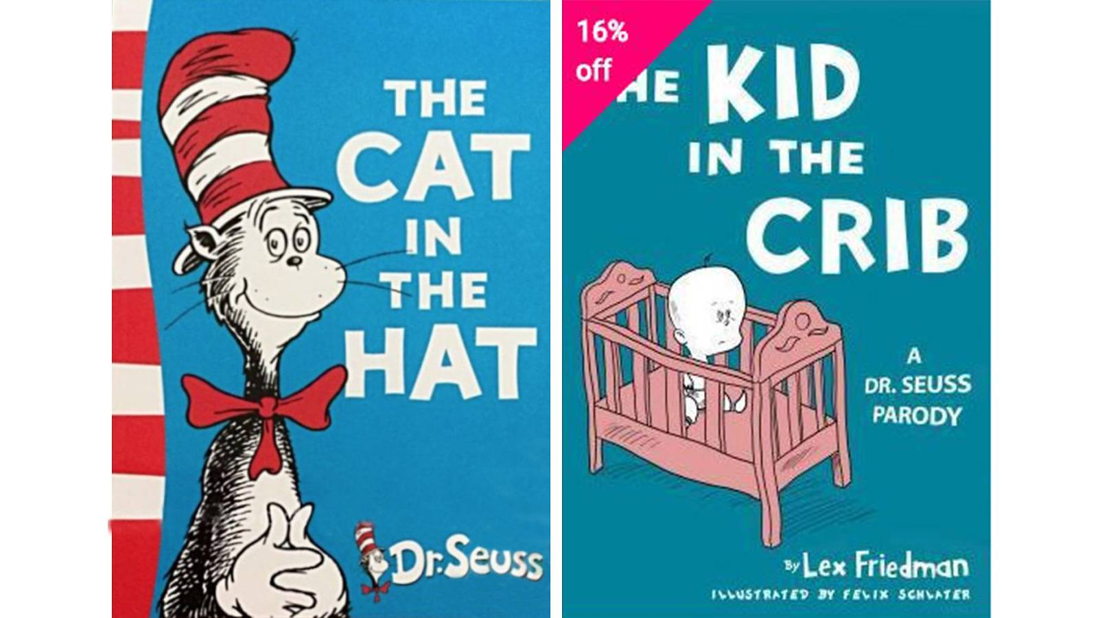 The Cat in The Hat & The Kid in the Crib