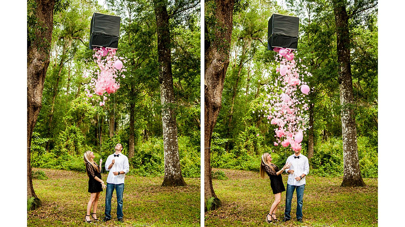 8 Creative Gender Reveal Ideas To Choose From Photo Gallery
