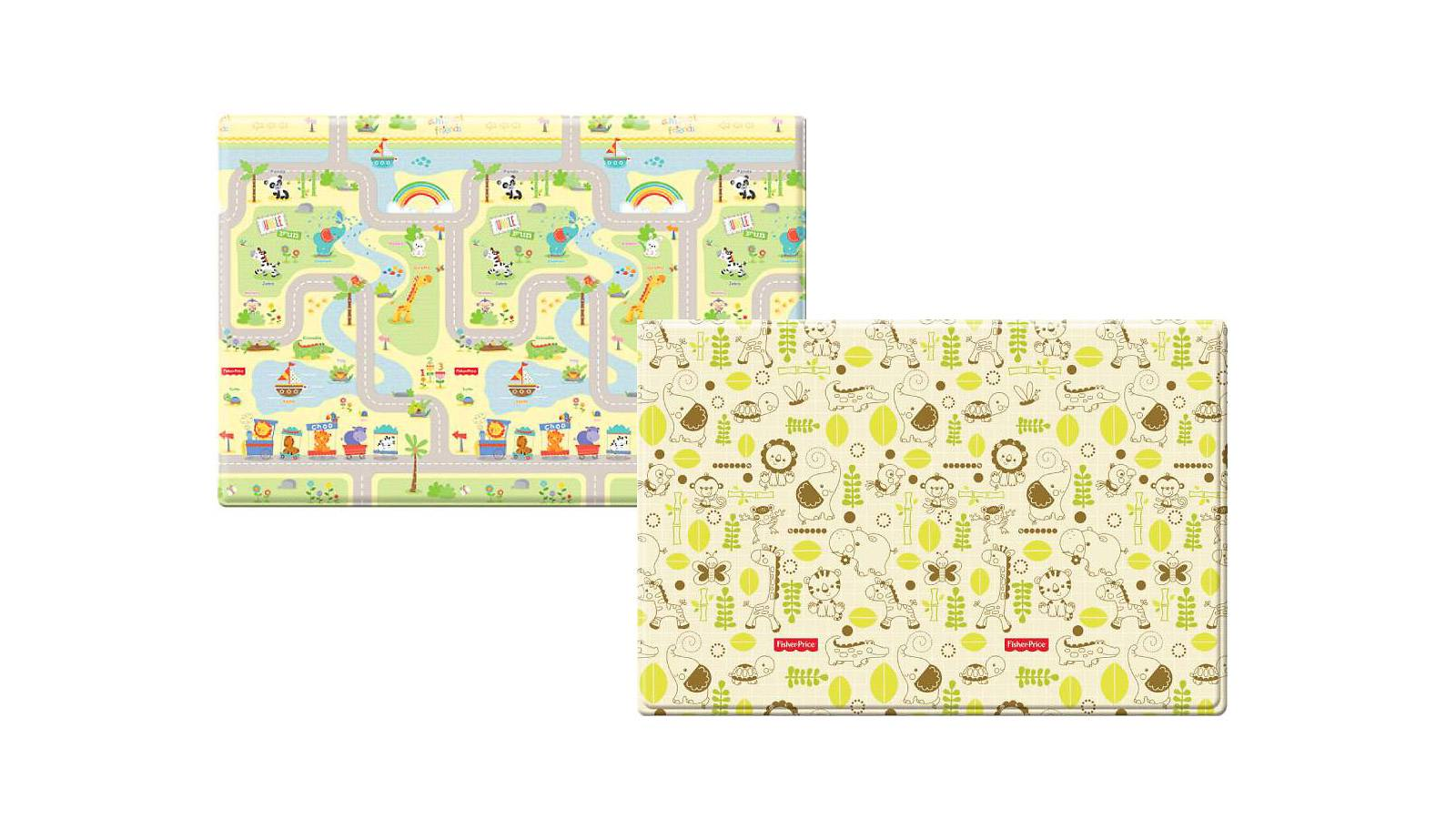 Fisher-Price Playmat - Smile Road (Size XL)