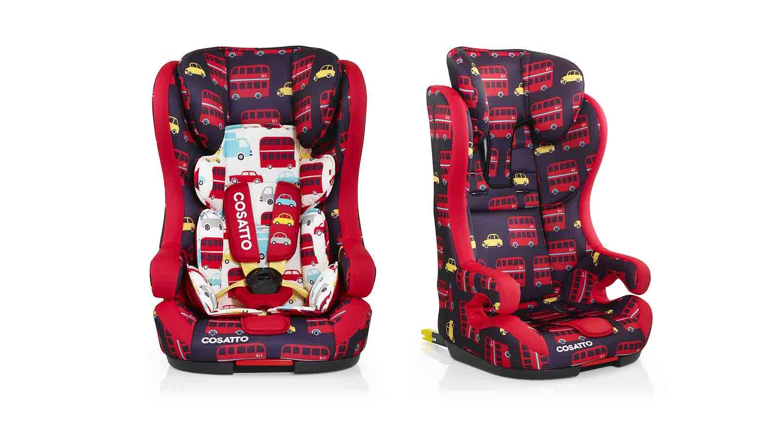 COSATTO HUBBUB ISO-FIX CAR SEAT – HUSTLE BUSTLE
