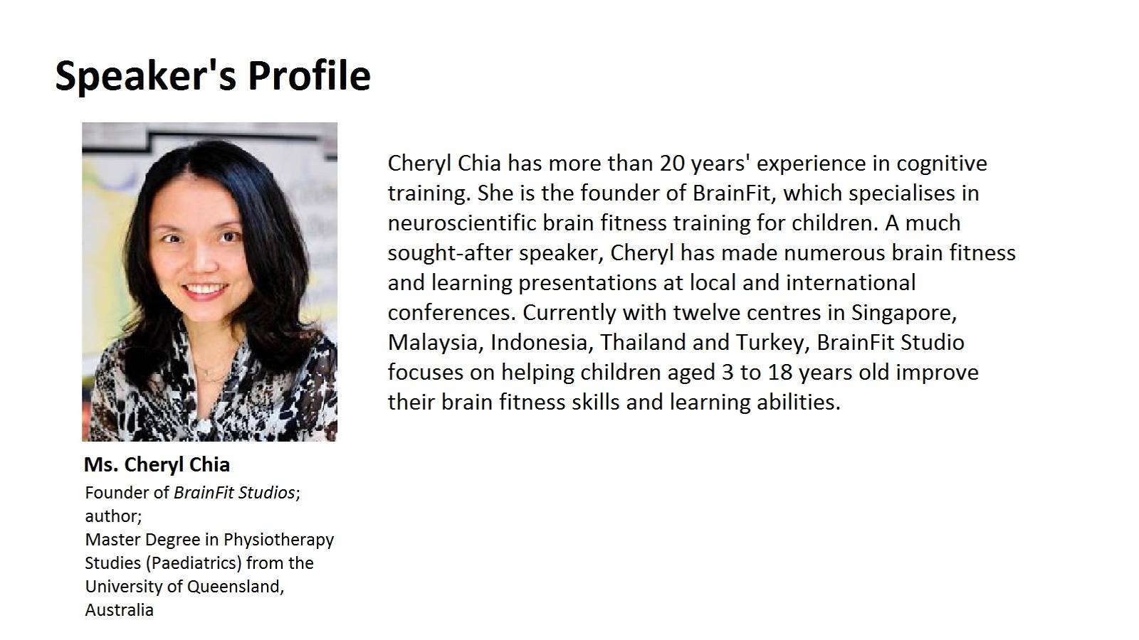 Dec seminar_Speakers Profile [Cheryl]
