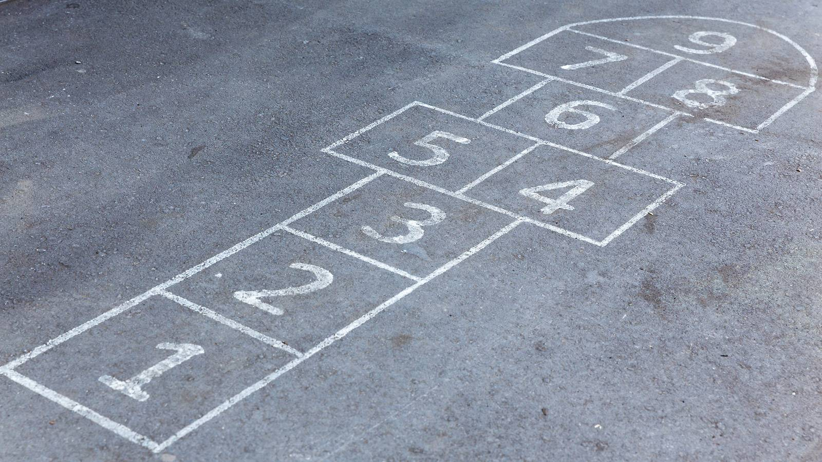 Kids--7-old-school-games-that'll-boost-junior's-skills-hopscotch