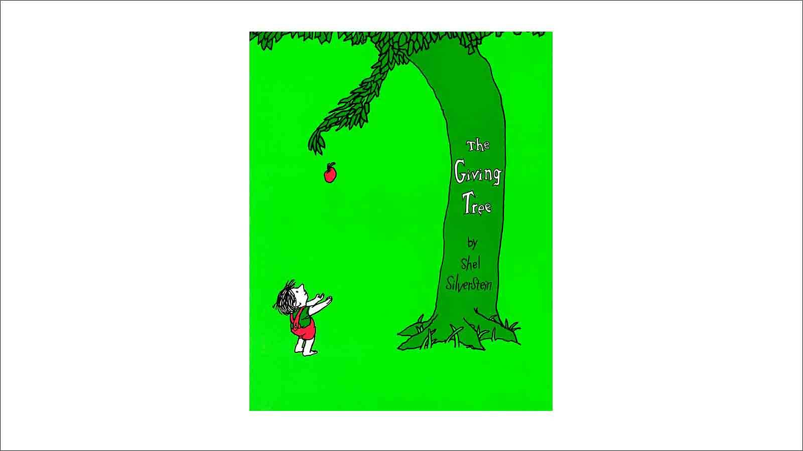 Tots-BUYER'S-GUIDE-10-Must-read-books-THE-GIVING-TREE