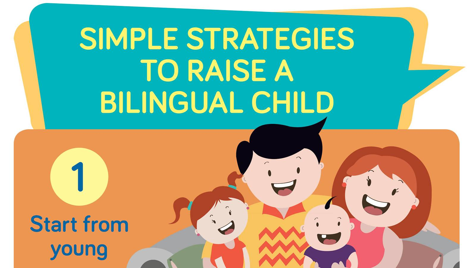 Info-6 ways to raise a bilingual kid1