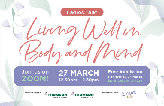 Ladies Talk Webinar