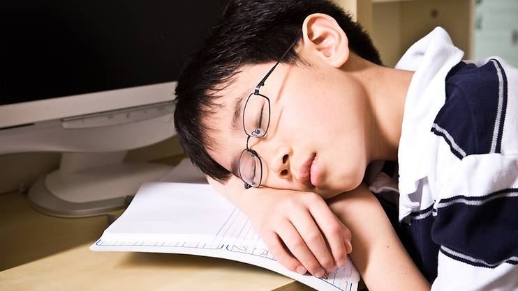 Is your kid getting enough sleep?