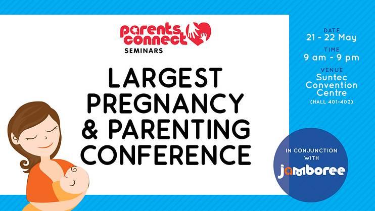 Parents Connect: Largest Pregnancy & Parenting Conference—PAST EVENT