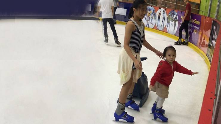 5 great reasons to ice-skate with your family