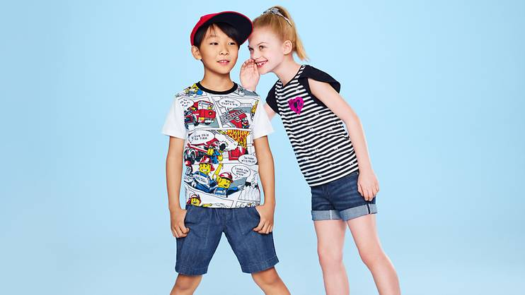 Be the next model on Uniqlo Kids' Runway Show—PAST EVENT