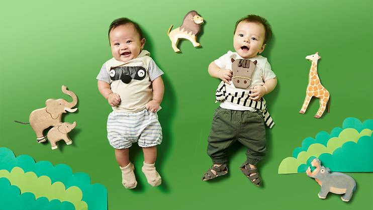 Take professional baby photos for free!