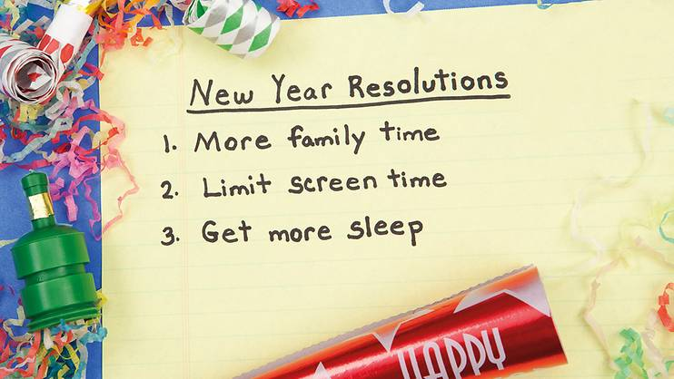 10 powerful parenting resolutions to make and keep in the New Year