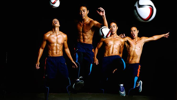 Allan Wu's quick guide to a fitter life