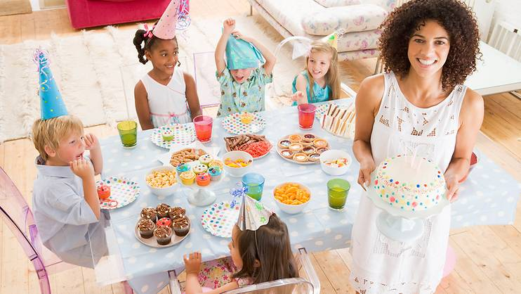 How to throw a good, fun kids' party