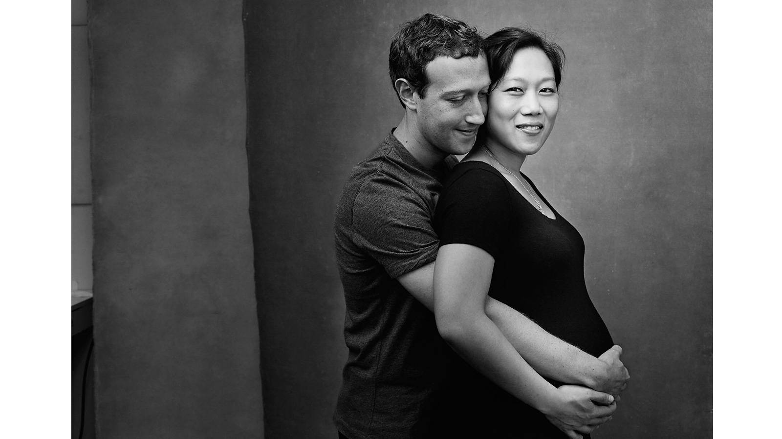 Mark Zuckerberg, 33, and Priscilla Chan, 32