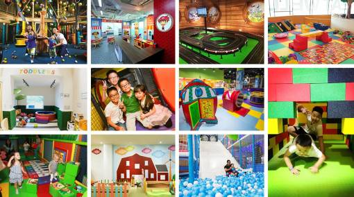 11 super-fun indoor playgrounds to check out [Photo Gallery]