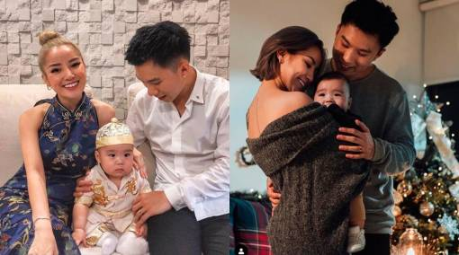 Celeb mum Naomi Neo: It's more important for my kid to be kind than smart