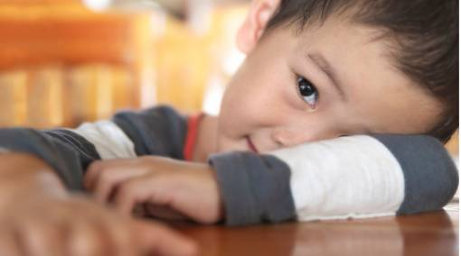 Boost your toddler's sense of self