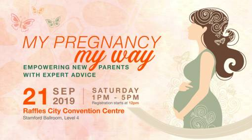 My Pregnancy, My Way - Past Event