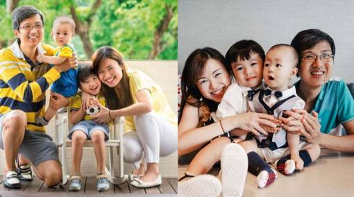 Politician mum Tin Pei Ling: I hope my sons become gentlemen with a heart for others