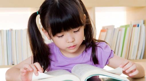 Nurture bilingualism in your child from young