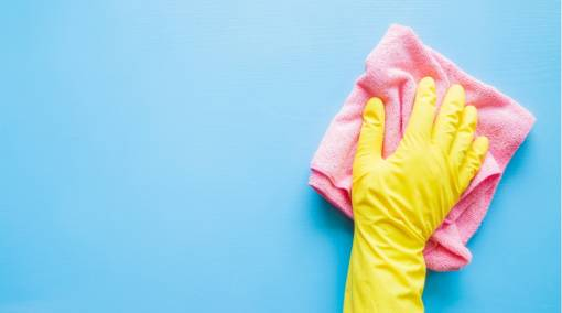 5 steps to cleaning and disinfecting your home from Covid-19