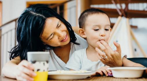 9 ways to help your child eat better
