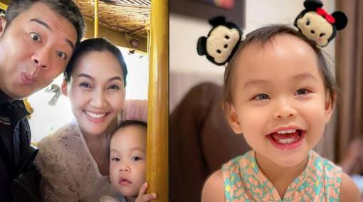 Celeb dad Bernard Lim: My daughter is a joy to love