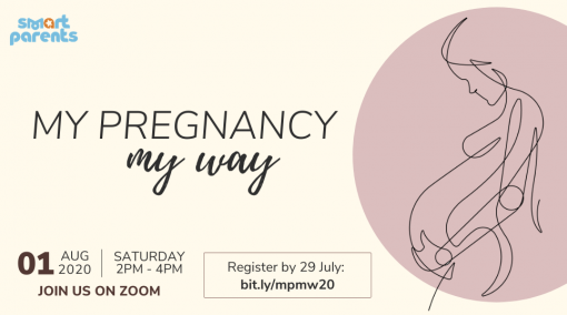 My Pregnancy My Way - Past Event