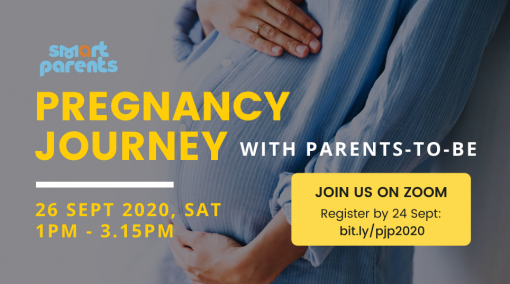 Pregnancy Journey with Parents-to-be - Past Event
