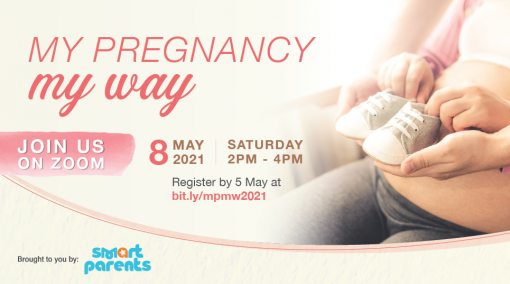My Pregnancy My Way Webinar